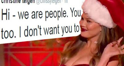 Chrissy Teigen Snaps Back at Donald Trump's Latest Insulting Tweet!