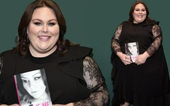 Chrissy Metz Begins 'THIS IS ME' Tour