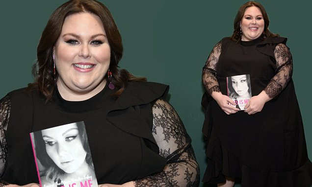 Chrissy Metz Begins 'THIS IS ME' Tour image