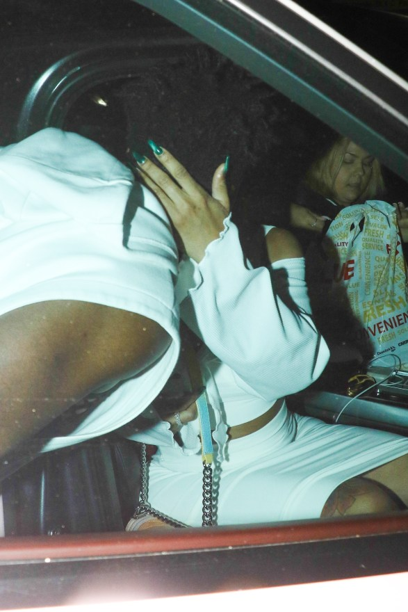 BLAC CHYNA Kisses Mystery Man in New Photos! image
