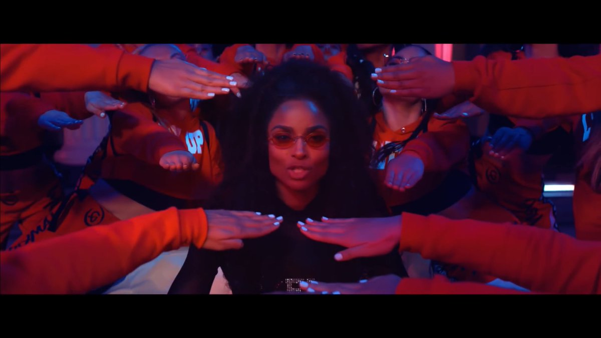 CIARA Releases New Music Video 'Level Up' Watch Here image