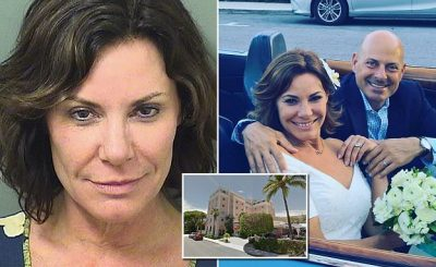 Countess LuANN Checks Into Alcohol Treatment Center!