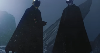 DAFT PUNK x The Weeknd 'I Feel It Coming' Music Video