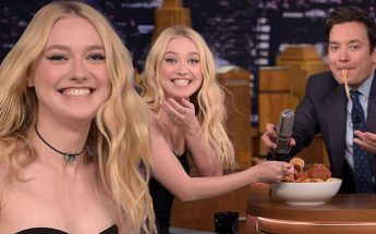 FAN THAT AWAY! Dakota Fanning Says Spaghetti is The Worst Food!