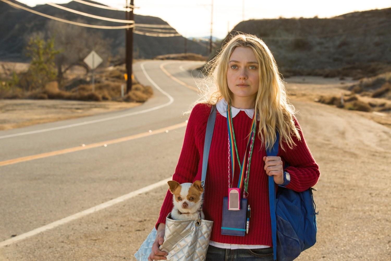 'Please STAND BY' Trailer Starring Dakota Fanning! image