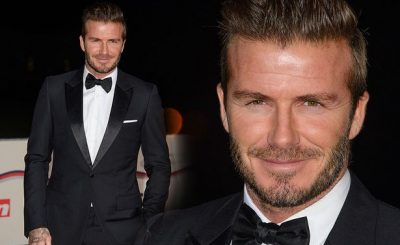 David Beckham Celebrates His Birthday! HAPPY BIRTHDAY!