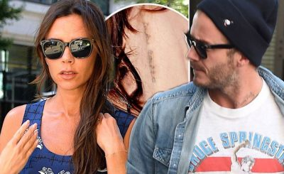 Victoria Beckham Talks About DIVORCE From David Beckham