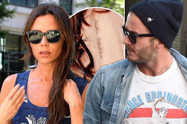 Victoria Beckham Talks About DIVORCE From David Beckham image
