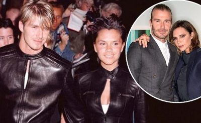 David and Victoria BECKHAM Share 18th Anniversary Throwback Photos!