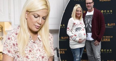 The IRS DRAINS Tori Spelling and Dean McDermott's Bank Accounts! Oh Dear…