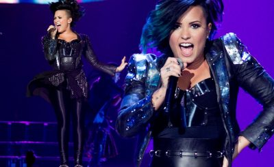 """Demi Lovato Has Had SO MANY """"Ups and Downs"""" Five Years Being Sober!"""