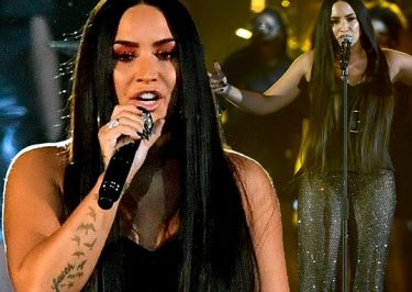 Demi Lovato is 'Sorry Not Sorry' at MTV EMAs