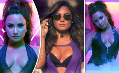 DEMI LOVATO Releases New Single 'Sexy Dirty LOVE'