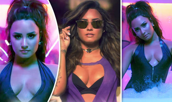 DEMI LOVATO Releases New Single 'Sexy Dirty LOVE' image