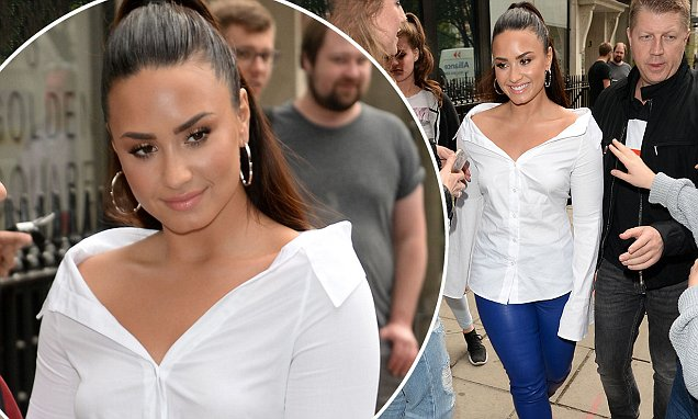 Demi Lovato Talks About Her Triumphant Return! image