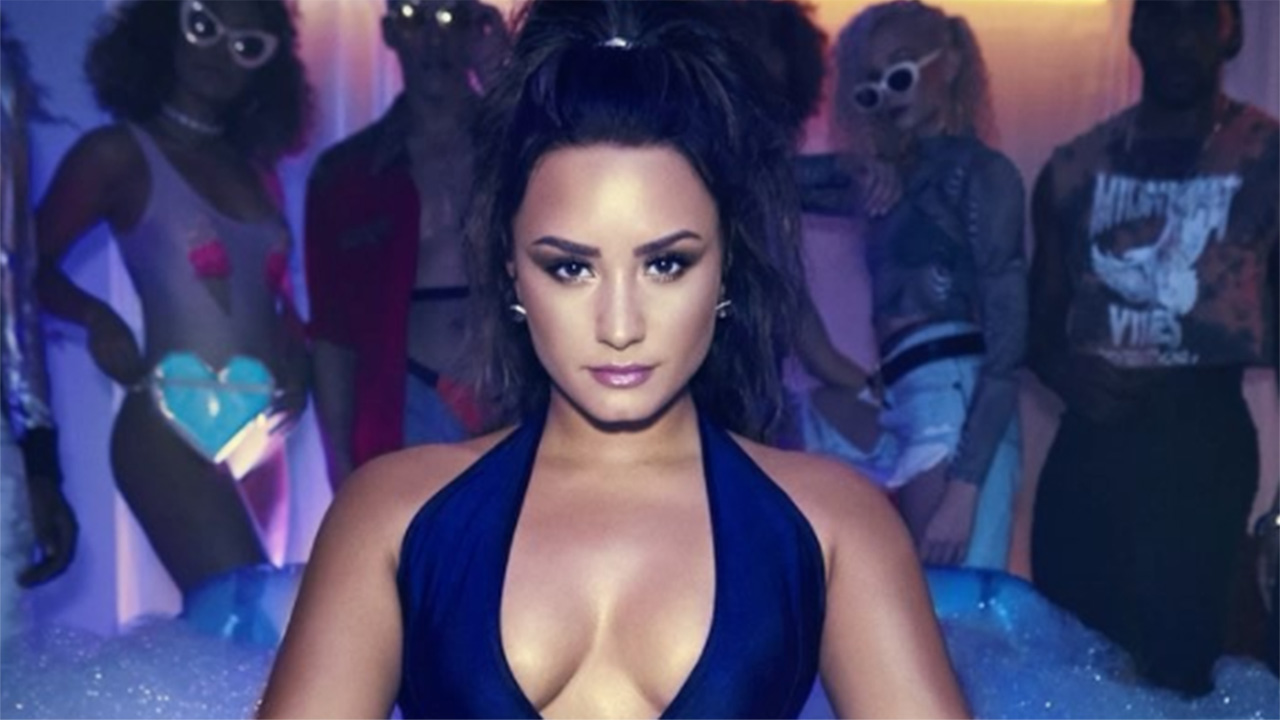 Download and Stream 'Sorry Not Sorry' - Demi Lovato image