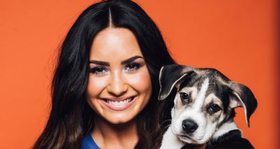 Demi Lovato Answers Questions From Fans While Holding Dogs