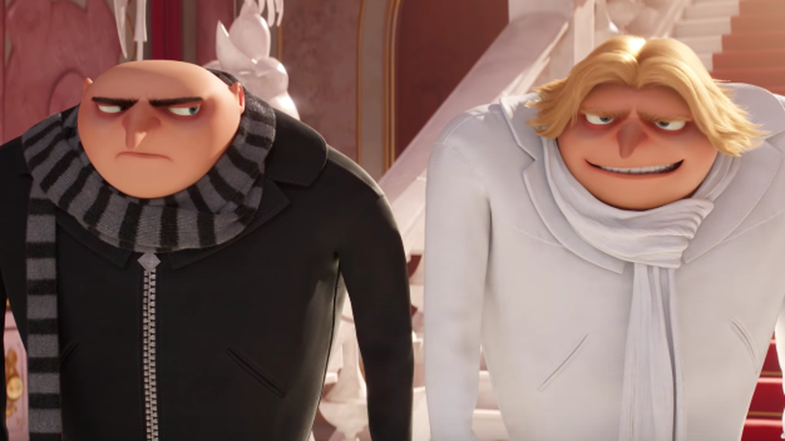 New DESPICABLE ME 3 Trailer
