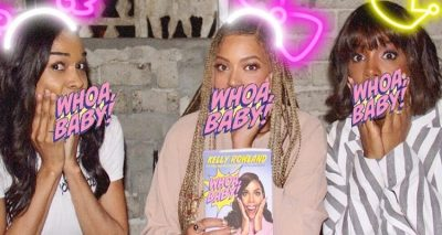 ALL ABOUT HER: Beyoncé Shows Off Her Baby Bump at Destiny's Child Reunion!