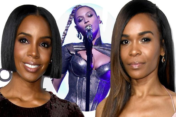 Kelly Rowland Talks Friendship With Beyoncé and Michelle... image