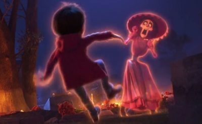 THE DEAD COME TO LIFE in New Trailer For Disney/Pixar's 'COCO'