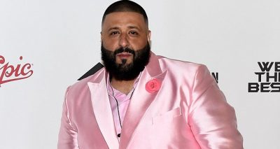 DJ Khaled's Son PUKES On Him During Red Carpet