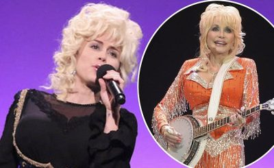 Miley Cyrus Impersonates DOLLY Parton, Sings 'Islands in the Stream'