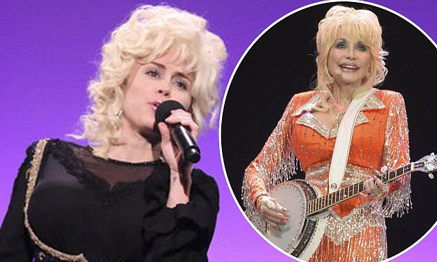 Miley Cyrus Impersonates DOLLY Parton, Sings 'Islands in the Stream' image