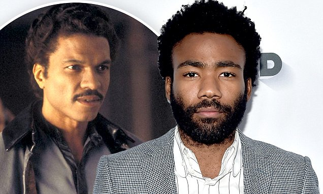 Donald Glover Talks New STAR WARS Role and ATLANTA on Ellen image
