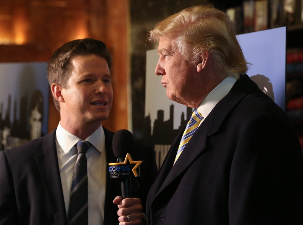 Donald Trump Has a GRAPHIC and Lewd Conversation About a Married Woman With Billy Bush image