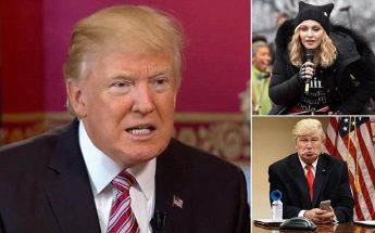 Donald Trump Calls Madonna DISGUSTING and Saturday Night Live A DISASTER!