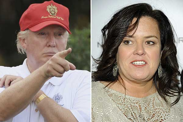Rosie O'Donnell Reacts to Donald Trump Attacking Her During 2016 Presidential Debate image