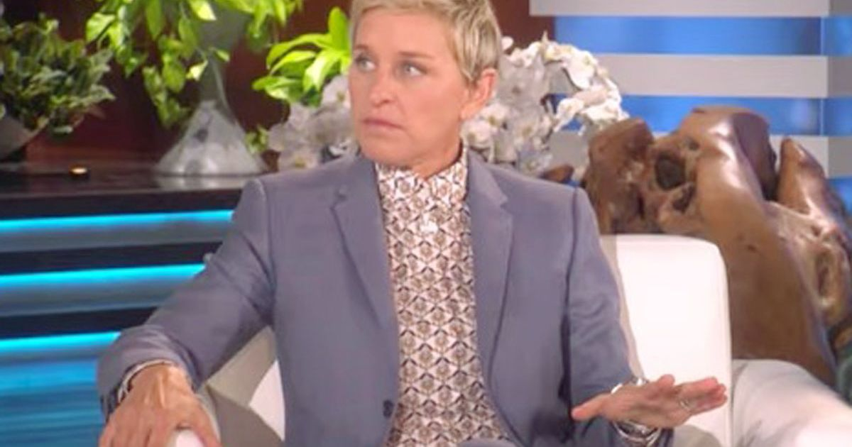 ELLEN Saves a Hummingbird Before the Premiere of New Game Show!