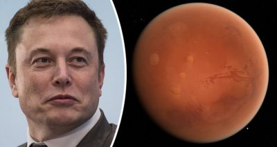 Elon Musk to Fly Two People to the Moon in 2018