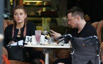 Elon Musk and Amber Heard SPLIT!