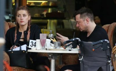 Elon Musk and Amber Heard SPLIT!