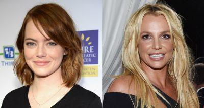 Emma Stone Does an AMAZING Britney Spears Impression