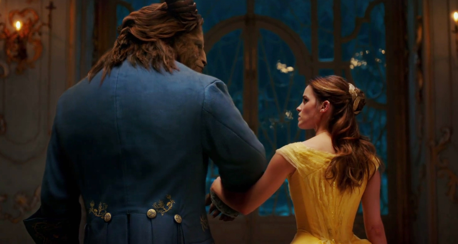 Ariana Grande & John Legend Duet For Final'Beauty & The Beast' Trailer