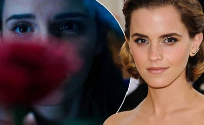 Emma Watson Singing in 'BEAUTY AND THE BEAST'