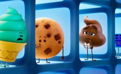 First Trailer for 'THE EMOJI MOVIE' Starring T.J. Miller