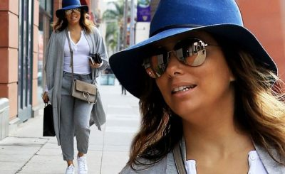 Eva Longoria Blames TACOS For Weight Gain!