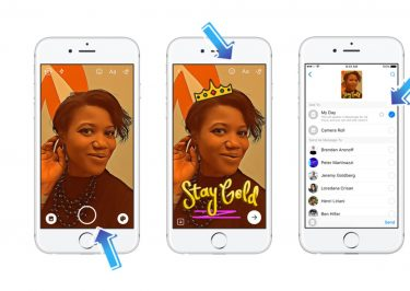 Facebook Introduce Messenger Day – A Clone of Snapchat STORIES!