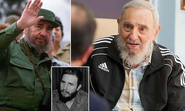 REST IN PEACE FIDEL: Cuban REVOLUTION Leader Fidel Castro DIES at 90-Years-Old image
