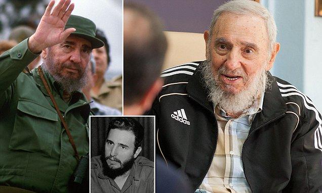 REST IN PEACE FIDEL: Cuban REVOLUTION Leader Fidel Castro ...