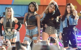 WATCH Fifth Harmony Perform DOWN and 'Work From Home' on 'Good Morning America'