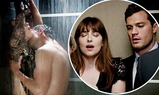 PASSIONATE SEDUCTION in New'Fifty Shades Darker' Trailer