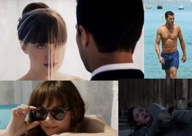 New Photos From 'Fifty Shades FREED' Starring Rita Ora
