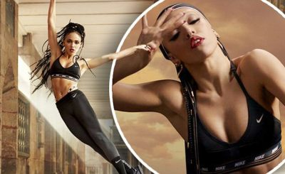 FKA TWIGS Stars in New Nike Campaign