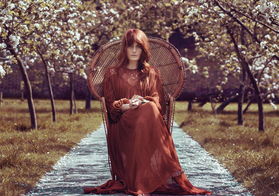 Florence + THE MACHINE Debuts New Song 'Hunger' image