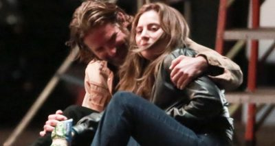 Lady Gaga INJURED On 'A Star is Born' Set, Gets Nursed by Bradley Cooper